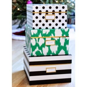 Kate Spade Nesting Box 😍